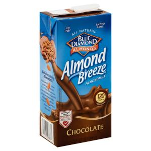 Blue Diamond - Almond Breeze Choc Milk