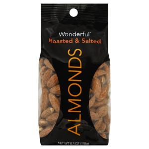 Wonderful - Almonds Salted