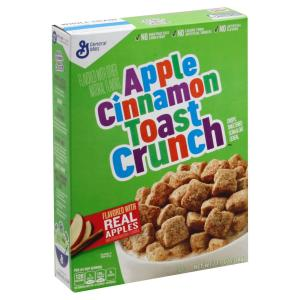 General Mills - Apple Cinn Toast Crnch Cereal