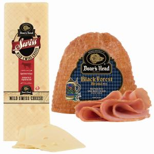 boar's Head - Blk Forest Ham Swiss