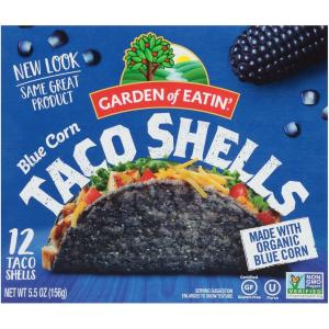 Garden of Eatin - Blue Corn Taco Shells