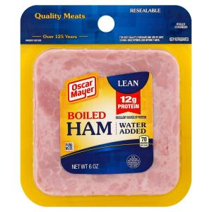 Oscar Mayer - Boiled Sliced Ham