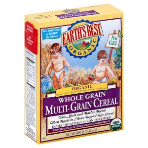 earth's Best - Cereal Multi Grain
