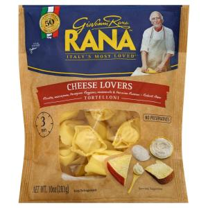 Giovanni Rana - Cheese Lovers Torteloni