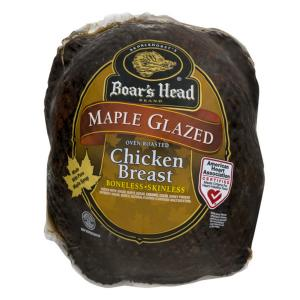 boar's Head - Chicken Maple Glaze