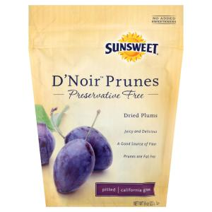 Sunsweet - D Noir Prunes Shipper