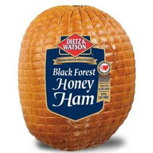 Store Prepared - D W Honey Ham
