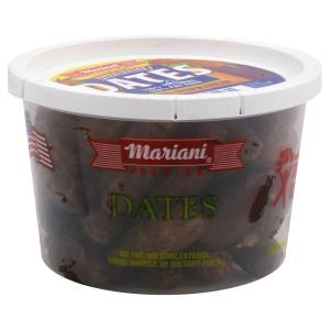 Mariani - Date Cup Whole