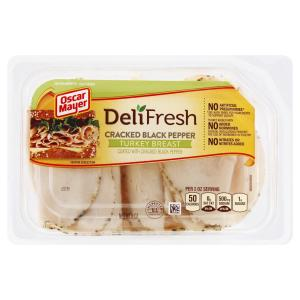 Oscar Mayer - Deli Shaved Blk Pepper Turkey