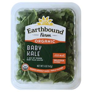 Earthbound Farm - Ebf Organic Baby Kales