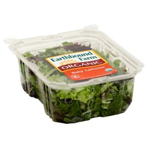 Earthbound Farm - Ebf Organic Sweet Baby Lettuce
