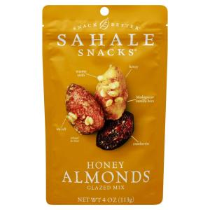 Sahale Snacks - Hny Almonds Glazed Nut Mix