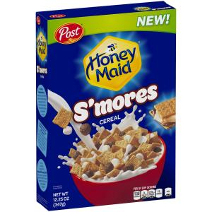 Post - Honeymaid Smores Cereal