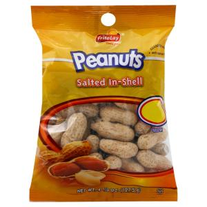 Frito Lay - in Shell Peanuts