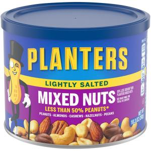 Planters - Lightly Salted Mixed Nuts