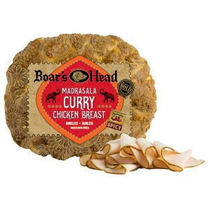 Boars Head - Madrasala Curry Chicken Brst