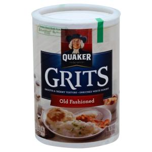 Quaker - Old Fashion Hominy Grits