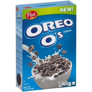 Post - Oreo O S Cereal