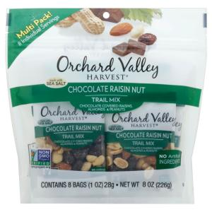 Orchard Valley - Ovh Choc Raisin Trail Mix