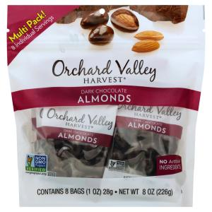 Orchard Valley - Ovh Dark Choc Almonds