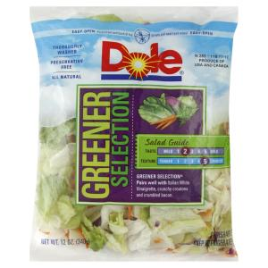 Dole - pc Greener Selection