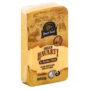 boar's Head - pc Havarti Plain 8 oz