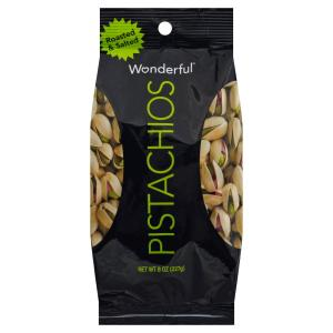 Wonderful - Pistachio in Shell Bag Salted
