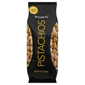 Wonderful - Pistachios L S