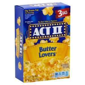 Happy Tree - Popcorn Butter Lovers