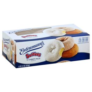 entenmann's - Softees Variety Donuts 12ct