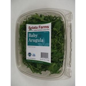 Solata Farms - Sol 5oz Baby Arugula