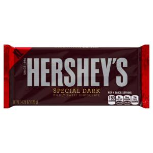 hershey's - Special Dark Choc Bar xl