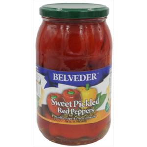 Belveder - Sweet Red Peppers