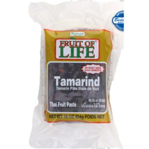 Fruit of Life - Tamarind Seedless Thai Fruit P