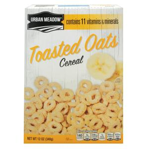 Urban Meadow - Toasted Oats Cereal