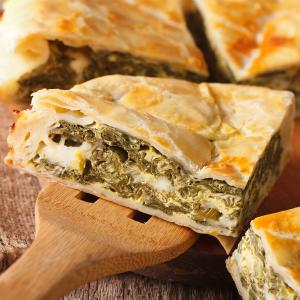 Spinach Pie - Urban Meadow®