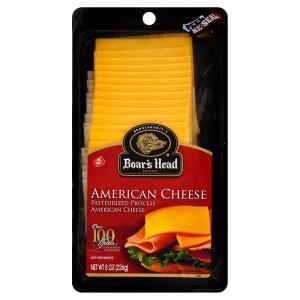 Boars Head - vp Yellow American